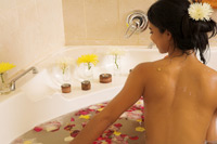 Ayurveda and Bathing